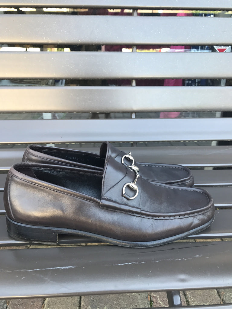 Gucci Loafers: Sz 12