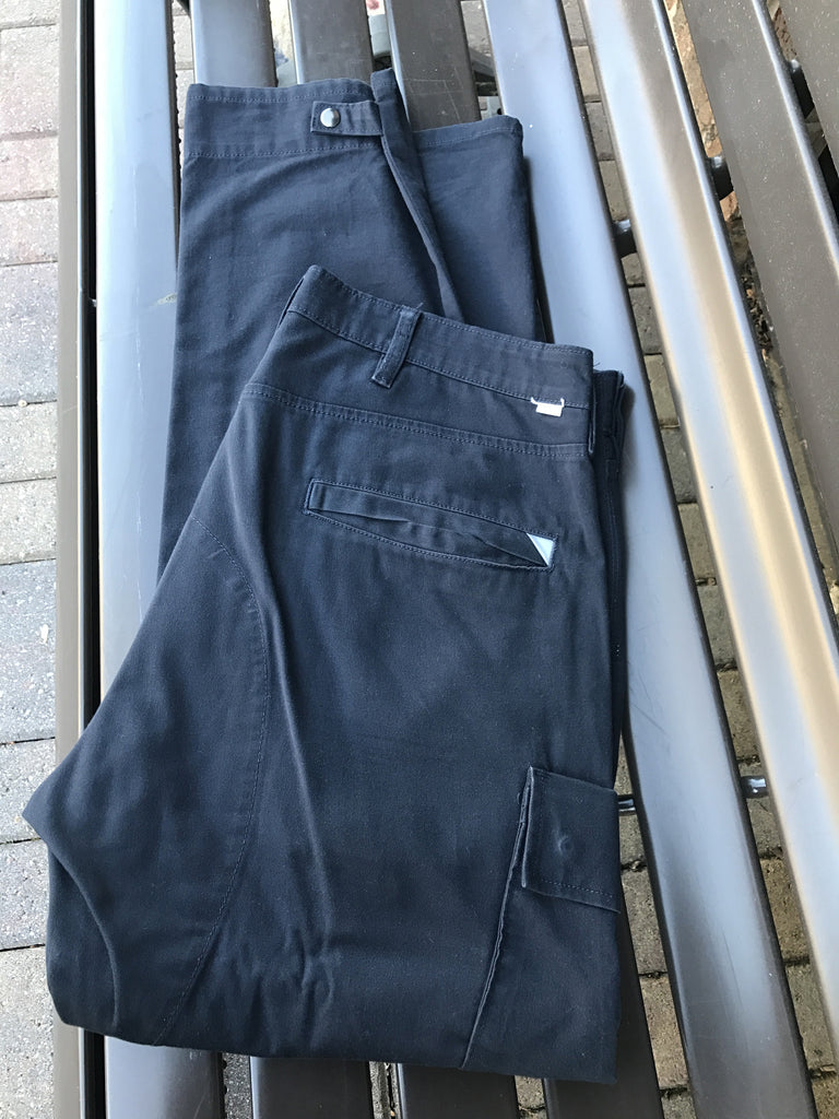 Levi's Black Pants: Sz 38