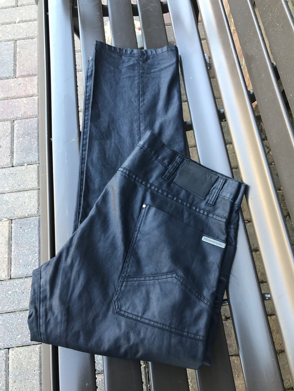 Armani Exchange Shiby Denim: Sz 38