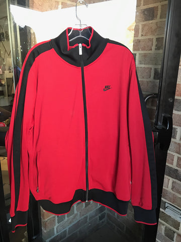 Nike Red Track Jacket: Sz XL