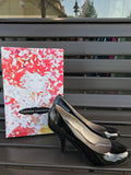 Chinese Laundry Black Patent Leather Pump: Size 9M