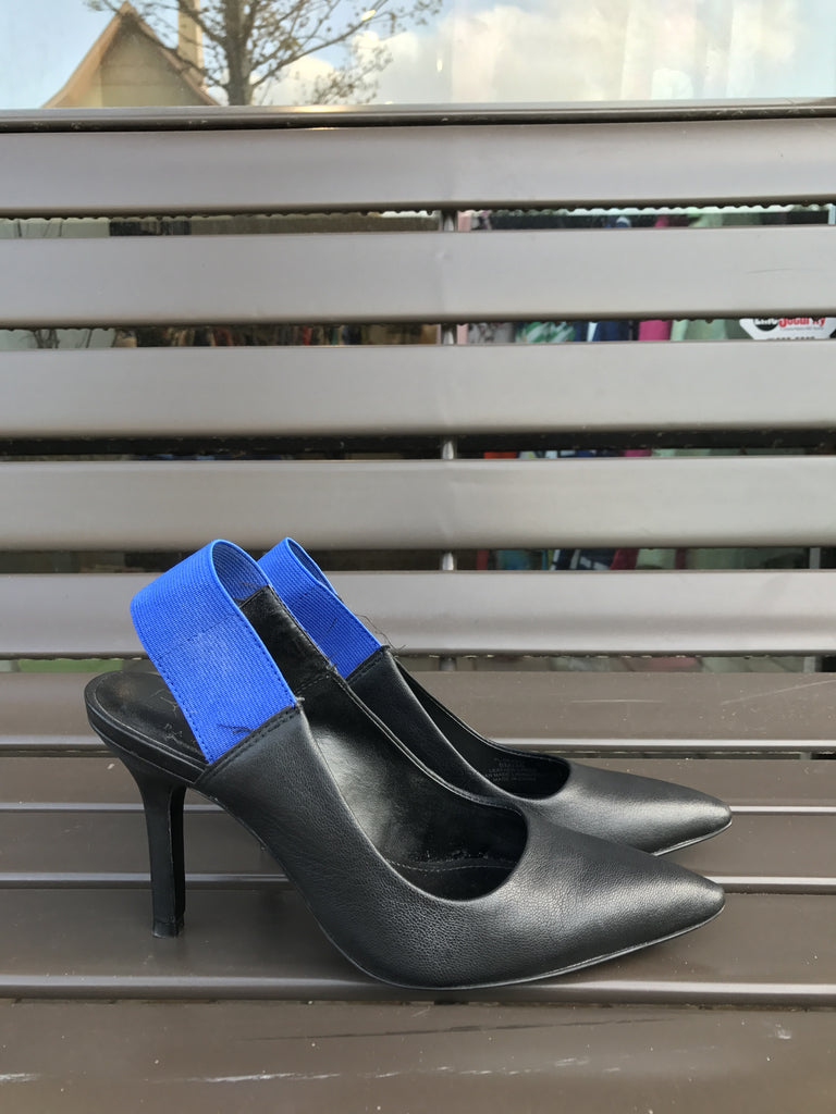 BCBG Paris Slingbacks: Sz 6.5