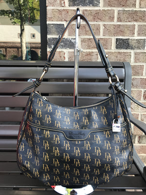 Dooney & Bourke Monogrammed Handbag: Medium