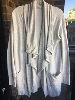 Athleta Oversized Drape: Sz S/M