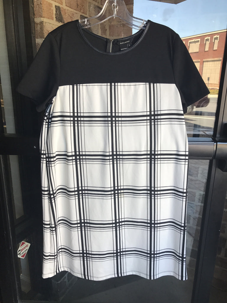 Jules & Leopold Dress: Sz L