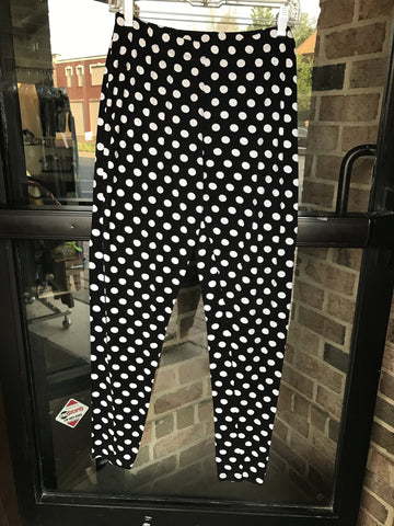 Asos Polka Leggings: Sz 16