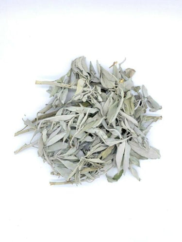 Loose White Sage Smudge Leaves