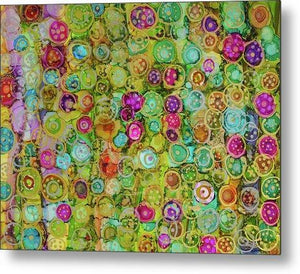 Open image in slideshow, Sequins - Metal Print - BOUHDY ART