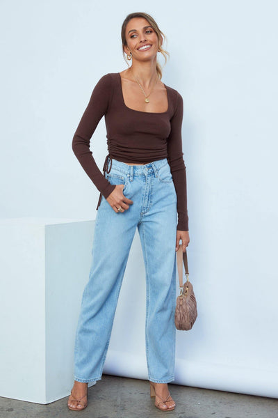 LEE Beau Jeans Revamp Blue | Hello Molly USA