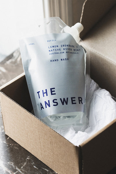 THE ANSWER Hand Wash 500ml