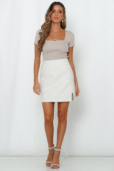 We Have Magic Skirt Ivory
