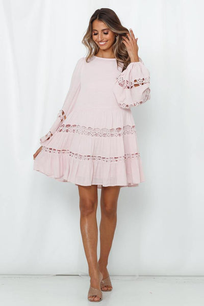 Candy Sweetness Dress Pink