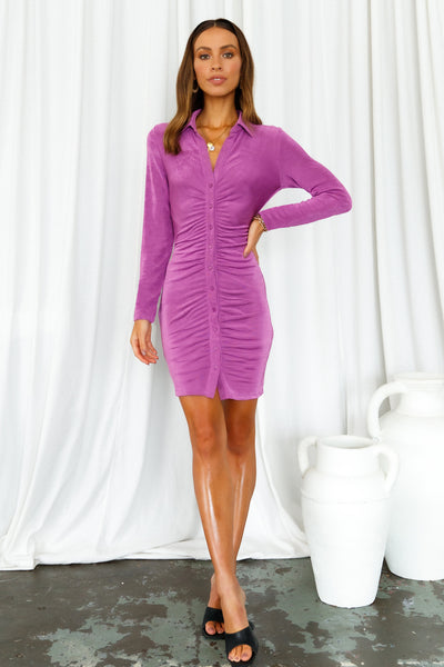 Indy Dress Purple