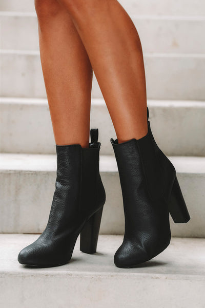 BILLINI Lillia Boot Black Tumble