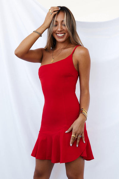 One In A Trillion Dress Red | Hello Molly USA