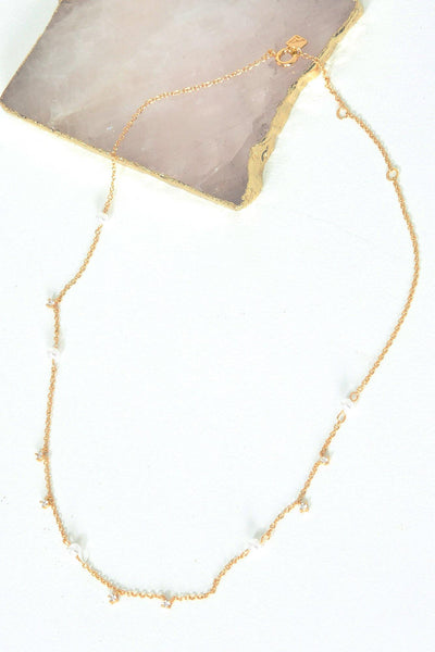 Luxe Life Necklace Gold