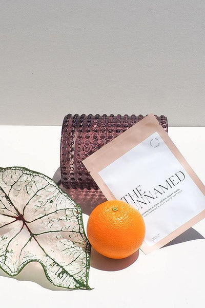 THE UNNAMED Brightening Anti-Ageing Sheet Mask 25ml