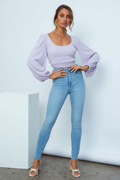 ABRAND A High Skinny Ankle Basher Jeans Ashley | Hello Molly USA