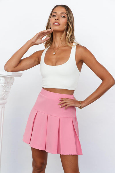 Tennis Bracelet Skirt Pink | Hello Molly USA