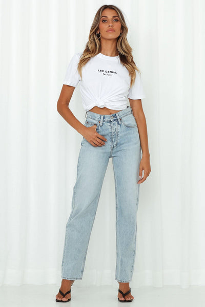 RIDERS BY LEE Dad Jeans Vintage Stone