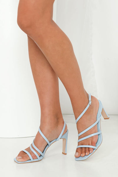BILLINI Palmer Heels Powder Blue