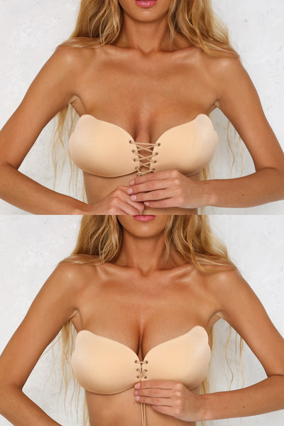 Breast Lift Magic Bra Nude