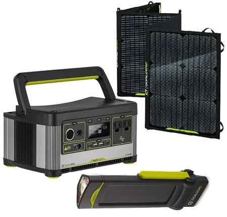 Power + Solar + Light