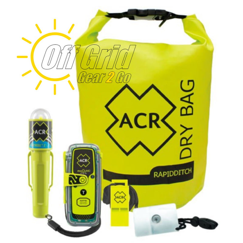 ACR 2346 - ResQLink 400 Survival Kit
