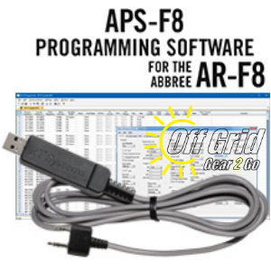 RTS Abbree APS-F8 Programming Software Cable Kit