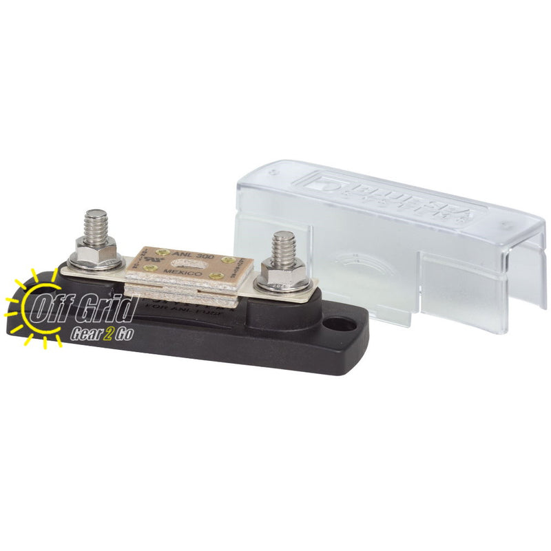 Blue Sea 5005 ANL Fuse Block with Insulating Cover 35 to 300A