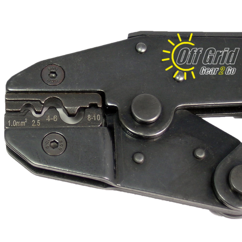 CT-75 Economy Crimping Tool for 75 amp Powerpole and SB50 SB Series Connectors