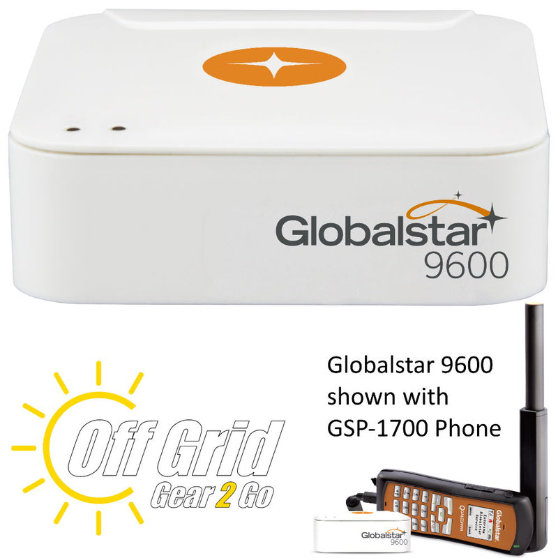 Globalstar GDK-GS9600 Mini Router Data Hotspot for Globalstar Satellite Phone with Data Cable Included
