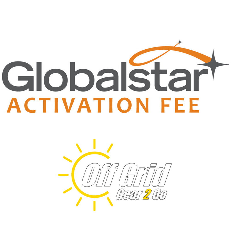 Globalstar GSP-1700 Satellite Phone Activation