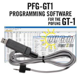 RTS Pofung PFG-GT1 Programming Software Cable Kit