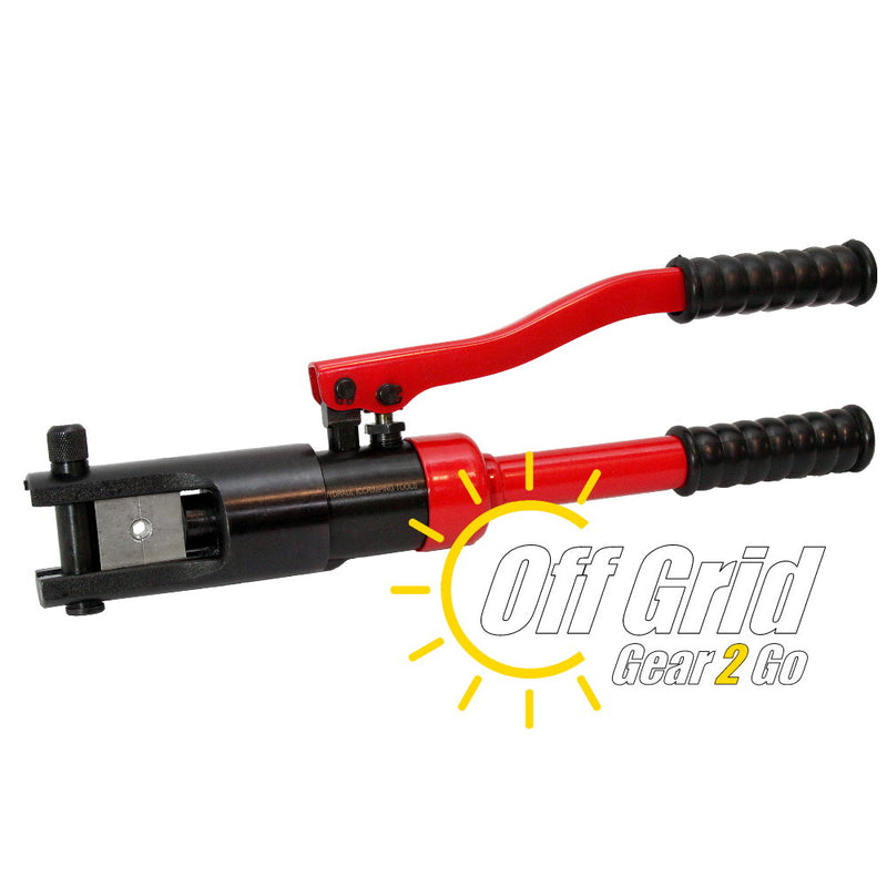 HYD-1 Hydraulic Crimping Tool for Large SB and Powerpole Contacts