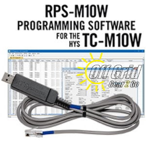 RTS HYS RPS-M10W Programming Software Cable Kit