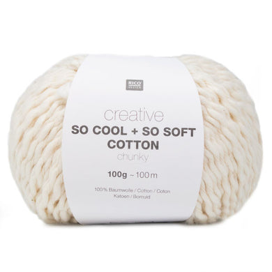 Rico Creative - So Cool + So Soft Cotton Chunky