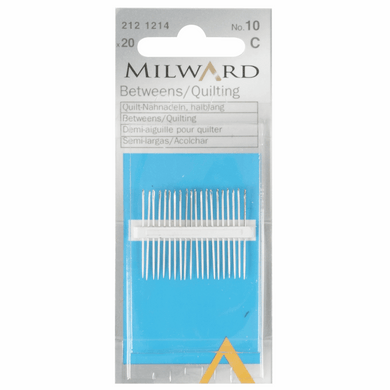 Sewing Needles - Betweens/Quilting - No.10