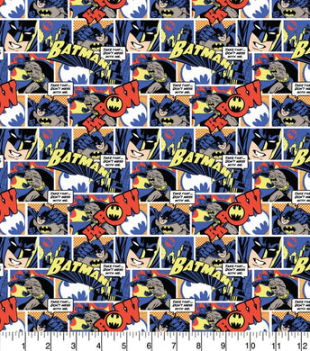 Batman - Pop Comics - 100% Cotton