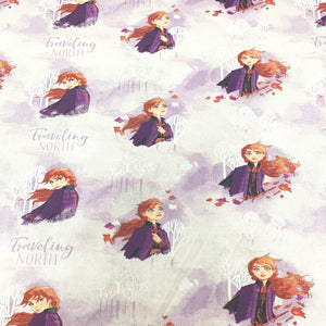 Disney Frozen 2 - Anna - 100% Cotton