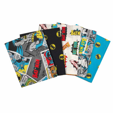 Fat Quarter Pack - DC Batman