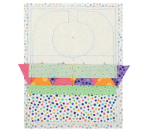 Load image into Gallery viewer, Quilt As you go by June Tailor - Baby Bibs