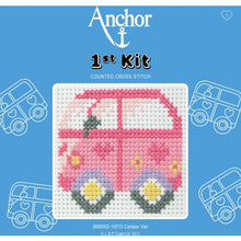 Load image into Gallery viewer, Anchor 1st Cross Stitch - Car