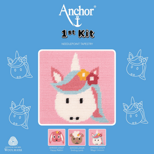 Anchor 1st Tapestry - Best Friends: Magic Unicorn