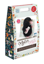 Load image into Gallery viewer, The Crafty Kit Company - Mr Mole Needle Felting Kit