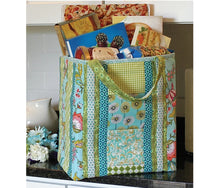 Load image into Gallery viewer, Quilt As you go by June Tailor - Insulated Shopper