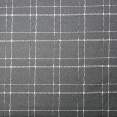 Check Polyester - Rayon- Spandex Check Fabric