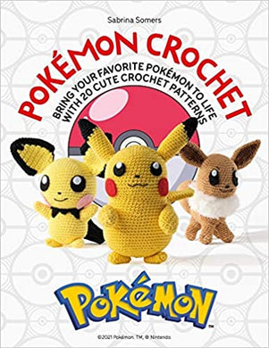 Pokemon Crochet - 20 Cute Patterns