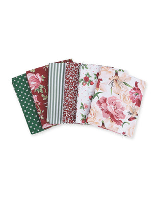 Fat Quarter Pack - Autumn Floral