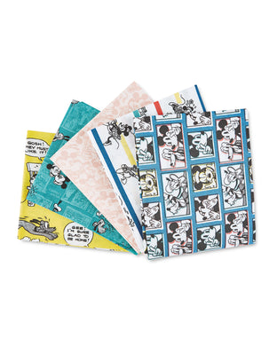 Fat Quarter Pack - Disney Mickey & Friends